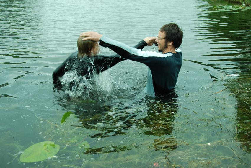 doop door onderdompeling